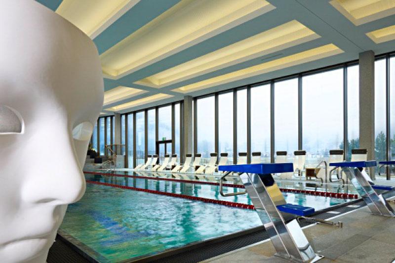 Cascade campo tures piscina coperta valle aurina - Hotel valle aurina con piscina ...
