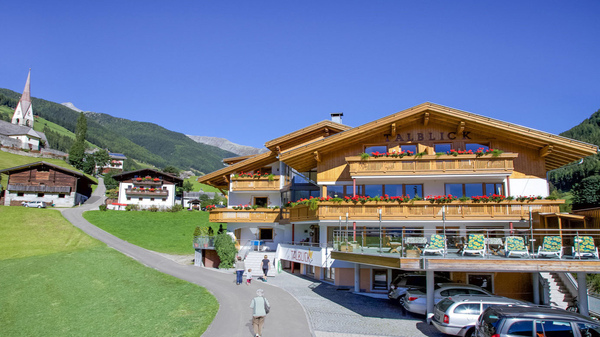 Hotel Tablick Summer Ahrntal Valley